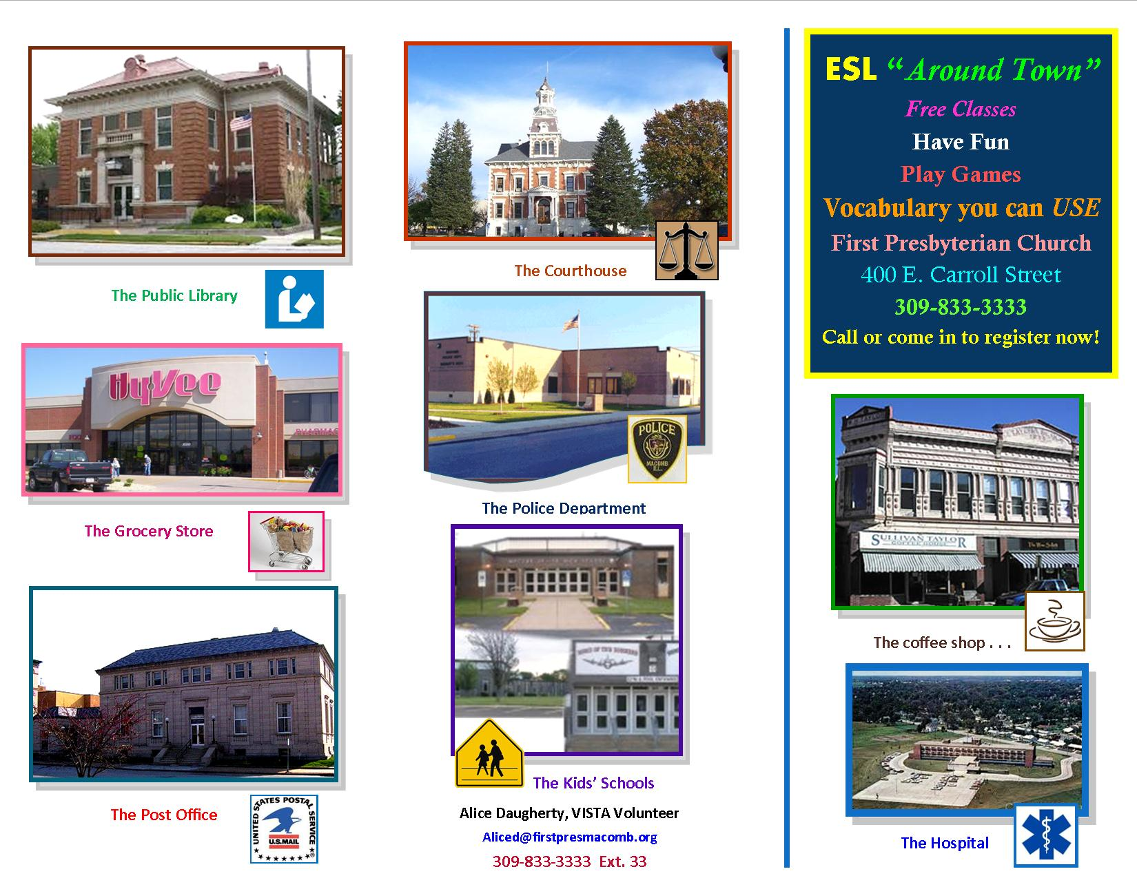 ESL Classes Forming Now